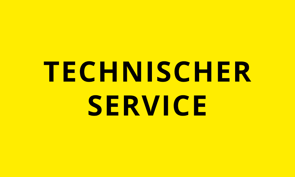 Technischer Service - Kärcher Center Wagner in Gerlingen bei Stuttgart